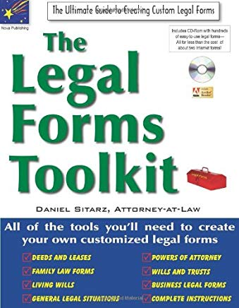The Legal Forms Toolkit