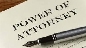 Special (Limited) Power of Attorney